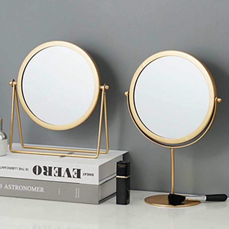 Espejo decorativo para salón, decoración De Casa, Mural, Dorms De escritorio, Reversible