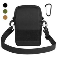 1000D тактическая сумка, поясная сумка, карманный органайзер для инструментов для повседневного использования, сумка-кобура для сотового тел...