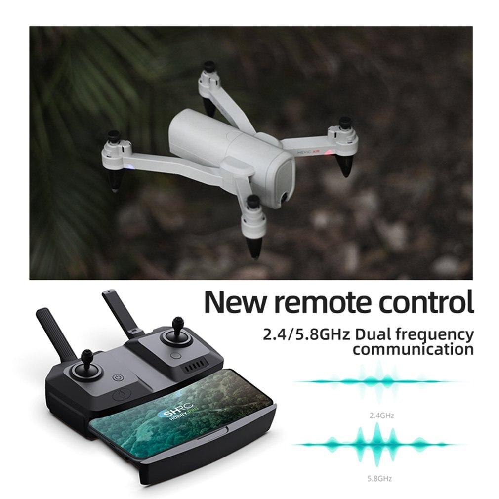 H6 GPS Drone With 6K Dual Camera 5G WiFi FPV Fixed Altitude Mini Quadcopter Remote Control Toys Drones VS E525 L900 Pro enlarge