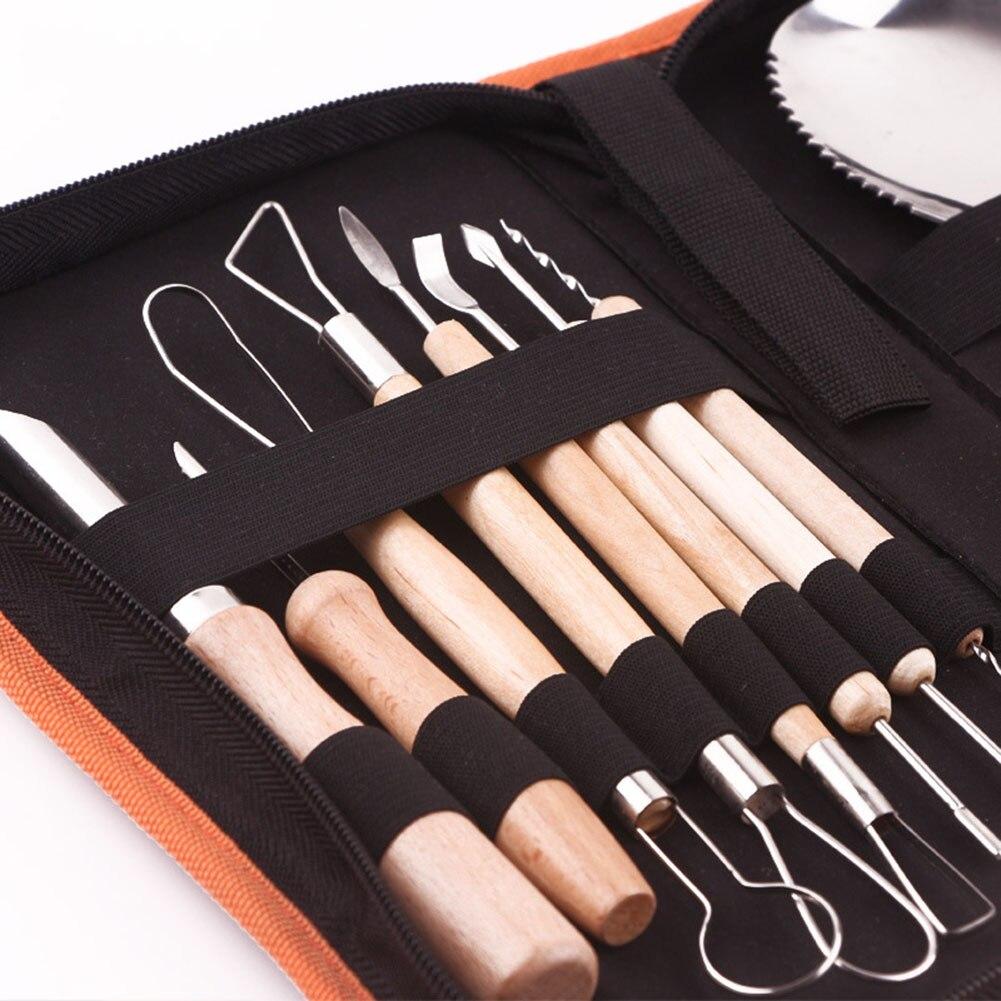 حديثا 5/14 قطعة أدوات حفر اليقطين المهنية عدة نحت بسهولة نحت أدوات هالوين لوازم MK