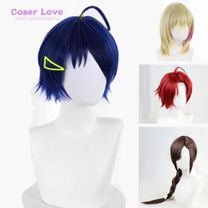 Wonder Egg Priority Ooto Ohto Ai Kawai Rika Aonuma Neiru Sawaki Momoe Cosplay Halloween Christmas Headwear