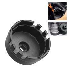 14 flûte 64mm filtre à huile capuchon clé à douille enlèvement pour Toyota Camry Corolla Highlander RAV4 Lexus Scion accessoires de voiture