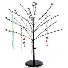 Handgemachte Metall Ohrring Dislay Baum Schmuck Halter Halskette Zeigt Rack Armband Zeigt Stand Regal Armband Requisiten Schaufenster