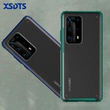 Coque pour Huawei P30 P40 Lite Mate 30 Pro Plus Nova 6 SE 7I Honor V30 20 Lite MAR-LX1H support magnétique anti-Explosion