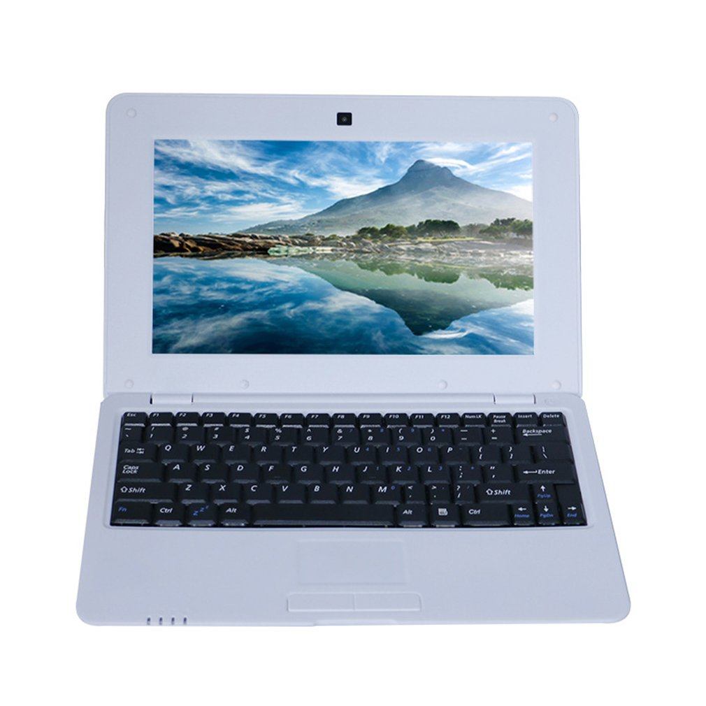 10.1 inch for Android 5.0 VIA8880 Cortex A9 1.5GHZ 1G + 8G WIFI Mini Netbook Game Notebook Laptop PC Computer
