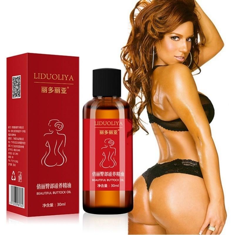 Hip Massage Essential Oil Tight Lift Body Moisturizing Lifting Firming Skin Nourishing Essence Beaut