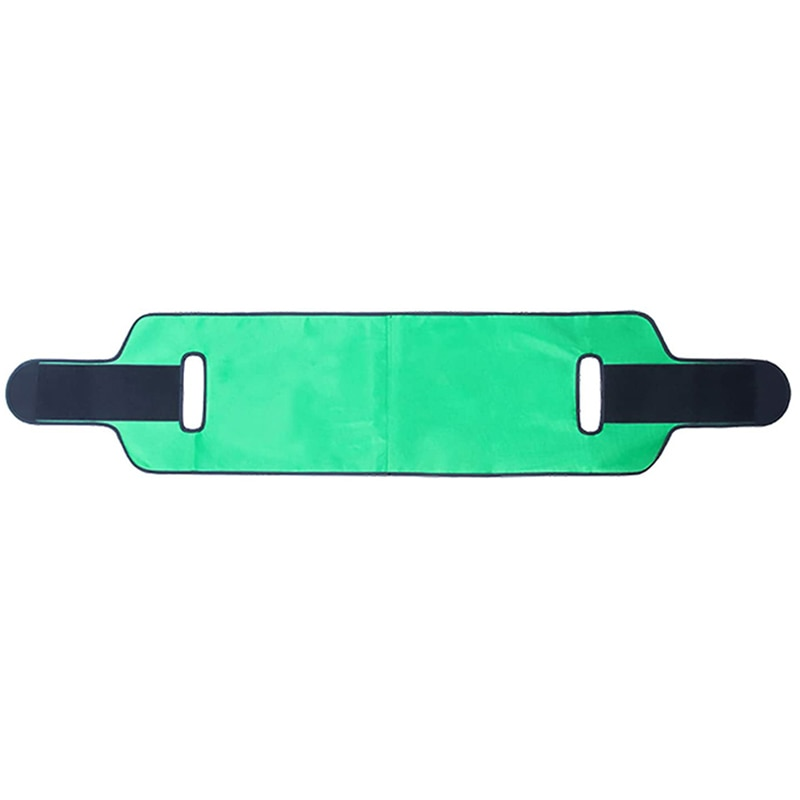 Waterproof Transfer Belt Transfer Assistant, Bed-Ridden Body Flipping Mobile Auxiliary Equipment (Green)