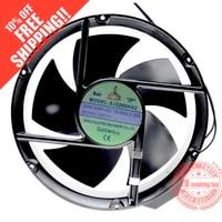 new suntronix san jun sj2206ha2 ac220v metal fan leaf high temperature resistance axial round cooling fan
