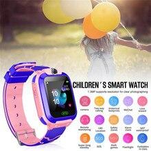 Smart Bracelet Children smart watch phone music smartwatch for children 3-12 years girls Fitness Tracker #40