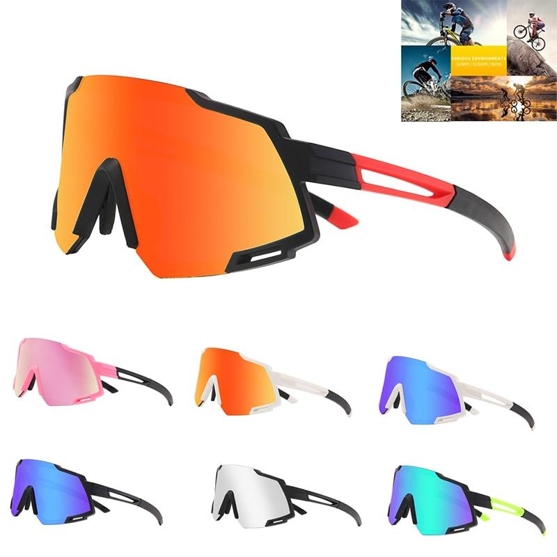 100% Women's  Polarized Cycling Sunglasses For Men 2021 Bike Men's Polarizing Glasses Sports Bicycle