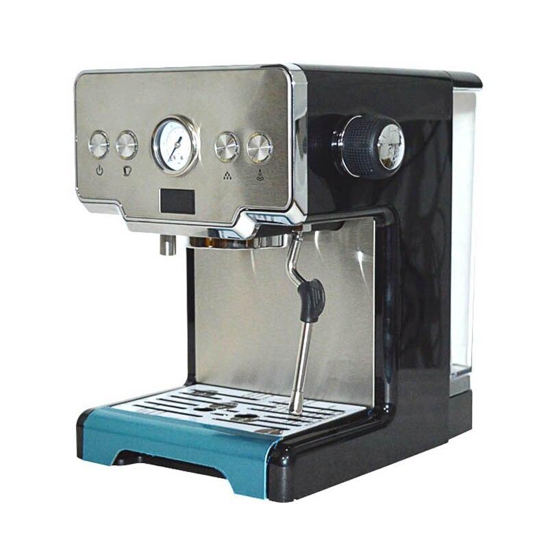 Эспрессо-машина CRM3605, 15 бар, кофемашина из нержавеющей стали, полуавтоматический насос типа капучино, кофемашина для дома