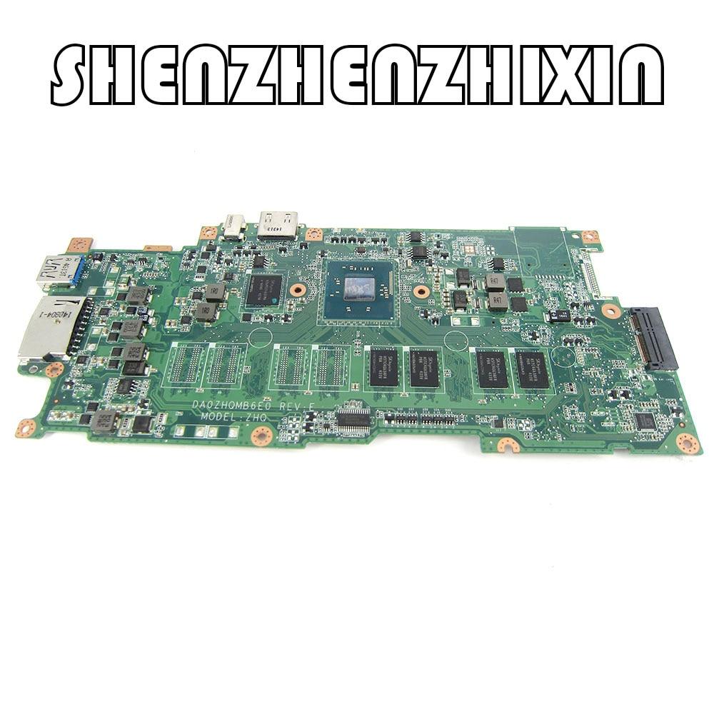 YOURUI لشركة أيسر Chromebook11 C730 CB3-111 اللوحة الأم للكمبيوتر المحمول N2830/N2840 وحدة المعالجة المركزية 2GB RAM 16GB SSD NBMQN11001 DA0ZHQMB6E0 NBMRC11001