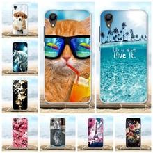 For BQ BQ-4072 Strike Mini Case Silicone Back Cover 3D Cute For BQ4072 BQ 4072 5020 5035 5037 5044 5050 5057 5059 Phone Cases