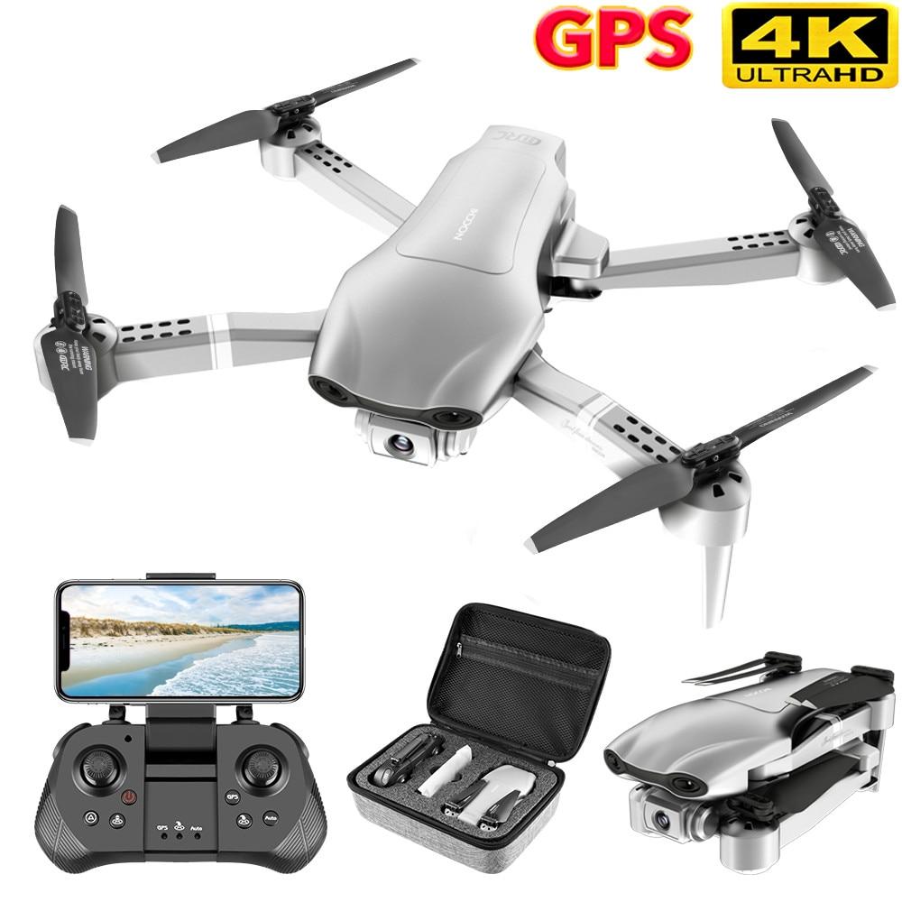 F3 drone GPS 4K 5G WiFi live video FPV quadrotor flight 25 minutes rc distance 500m drone Profesional HD wide-an dual camera