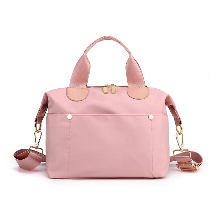 2021 Trend Nylon crossbody bags for women Koran Fashion Handbag for girls Casual Small summer bag Brand New Shoulder bag woman