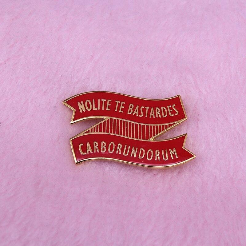 Broche de The Handmaids Tale, pin de literatura en TV, accesorios de abanico de Margarita Atwood