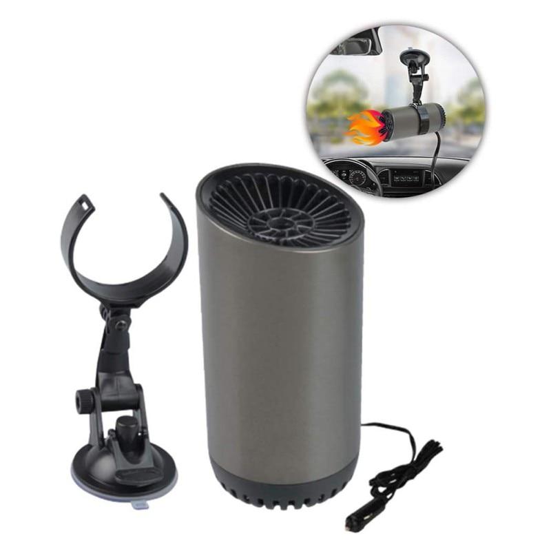Portable Car Heater, 12V 150W Fast Heating Car Heater, Car Fan Heater Defogger, Winter Car Defroster Heater