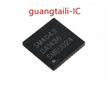 5 PIÈCES SM4043 4043 QFN-48 LCD puce