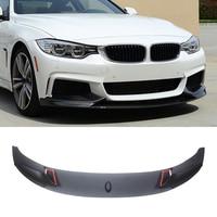 Loyalty Front Lip for 2011-2016 BMW 5 Series F10 M Sport Matte Black MP Style Bumper Spoiler Splitter