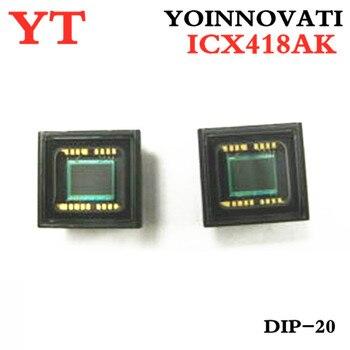 10pcs/lot ICX418AK ICX418A ICX418 DIP-20 IC