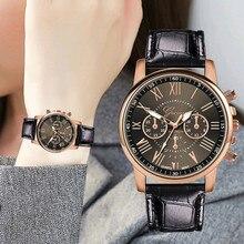 Womens Watch Fashion Women Leather Band  Quartz Analog Wrist Watch classic Quartz watch Bracelet wat