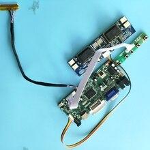 "Kit pour LM220WE1-TLF1/TLC1/TLM1 4 lampes 30pin carte pilote moitor 1680X1050 carte contrôleur 22 ""HDMI + DVI + VGA LCD panneau Audio"