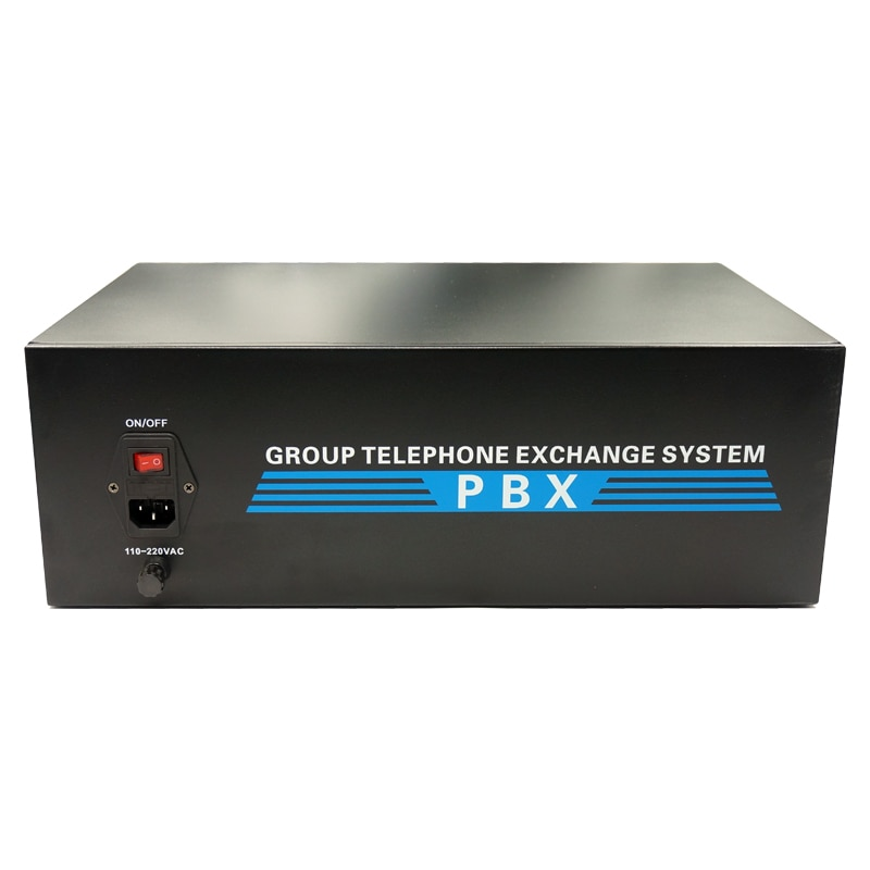 Excelltel مجموعة الهاتف PABX ل فندق 120 ملحقات TP152-4120