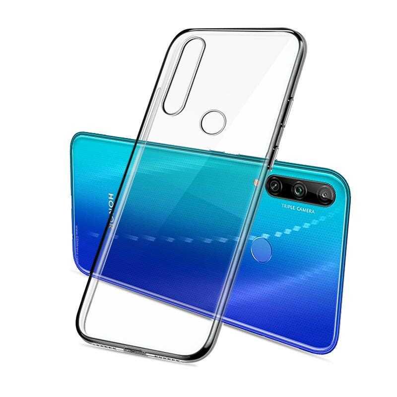 Ultra fino claro transparente tpu macio caso para huawei honor 9c 9s 9a 20s 8s 8a 8c max 7x 7a 6a 6c pro capa de telefone