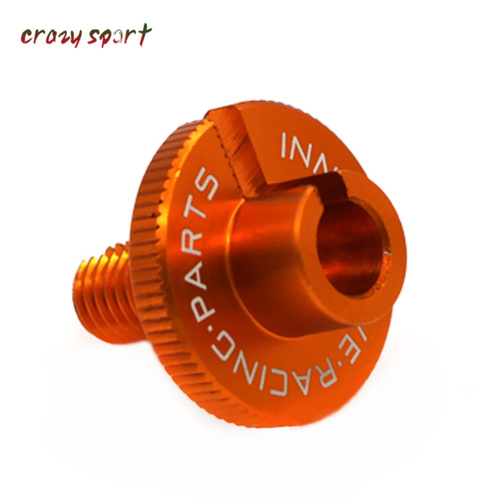 Ajusteur de câble dembrayage M10, pour YAMAHA MT07, FZ-07, MT09, FZ-09, MT10, FZ-10, XSR900, XSR700, FJ-09, accessoires pour moto