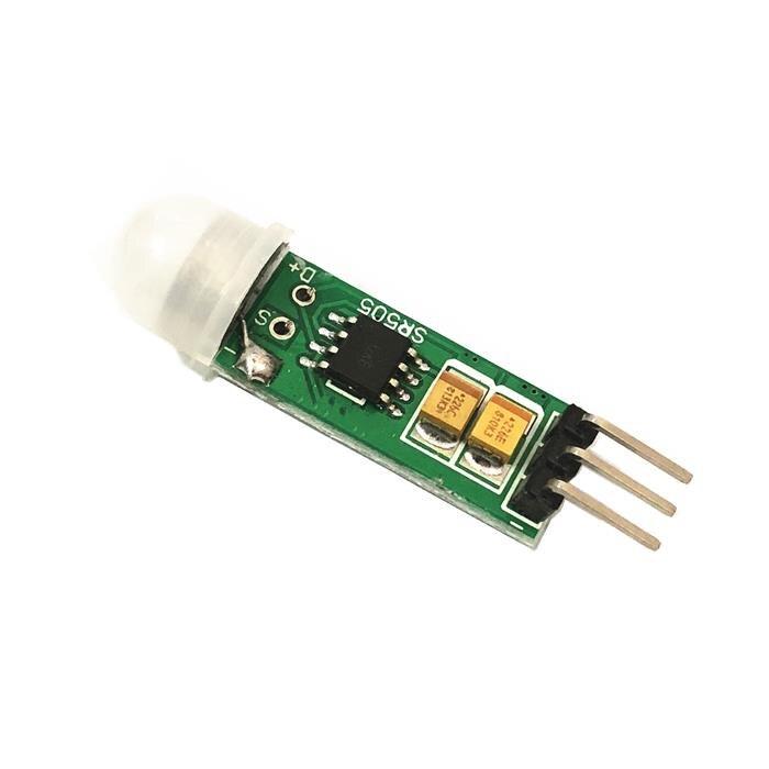 HC-SR505 мини инфракрасный PIR датчик движения точный инфракрасный детектор модуль для arduino