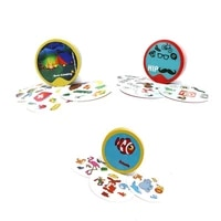 2020 spot board games enjoy it card game with english rules for kids family party most classic dobble it cards game