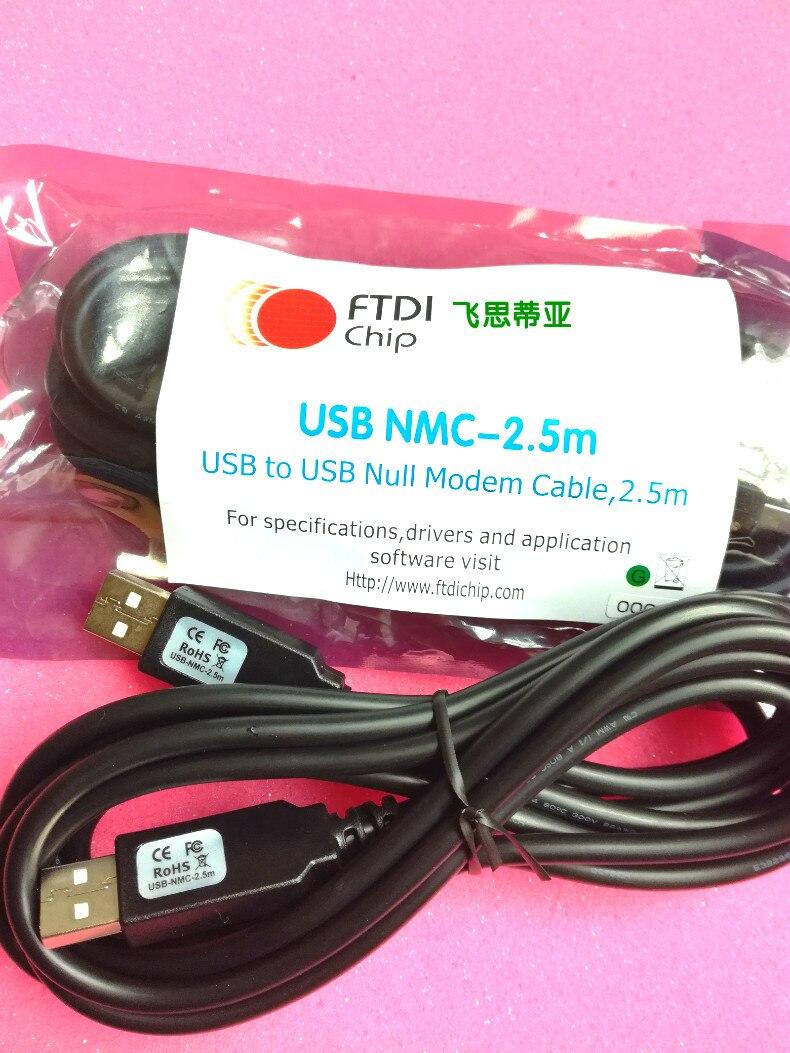 Câble de données FTDI USB NMC-2.5m USB câble de Modem nul intégré 2.