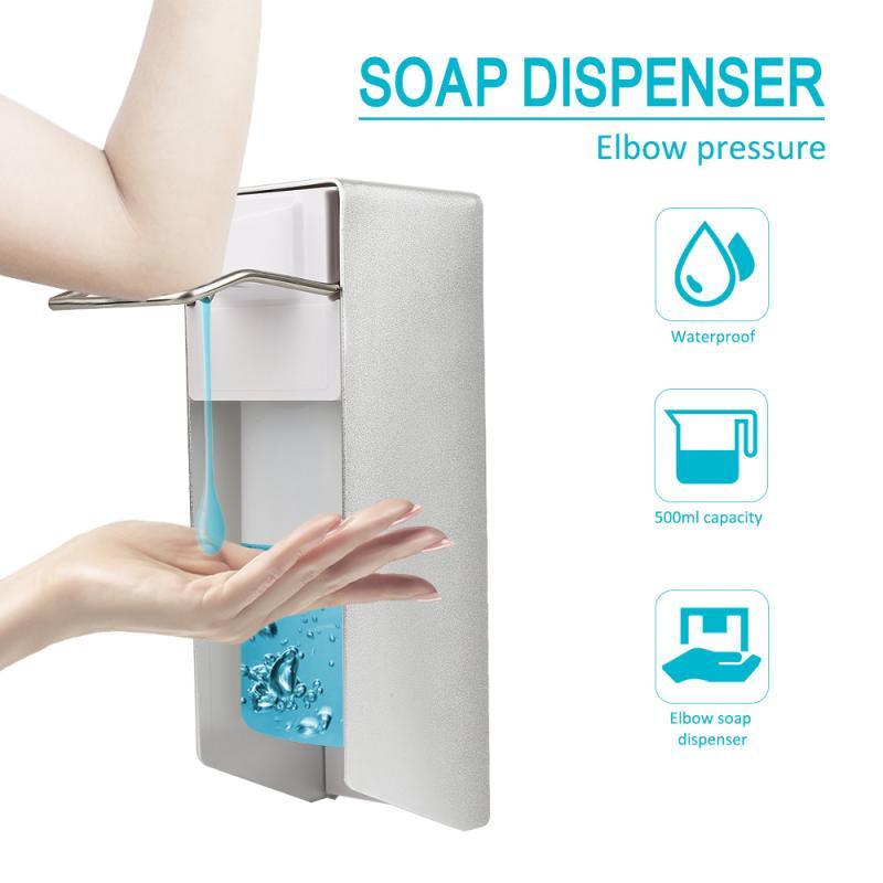 Dispensador de jabón de 500ML para la Cocina, Accesorio de presión de...