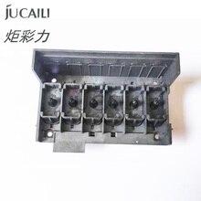 Jucaili good price xp600 print head cover for Epson XP600 printhead for Allwin Xuli Eco solvent printer