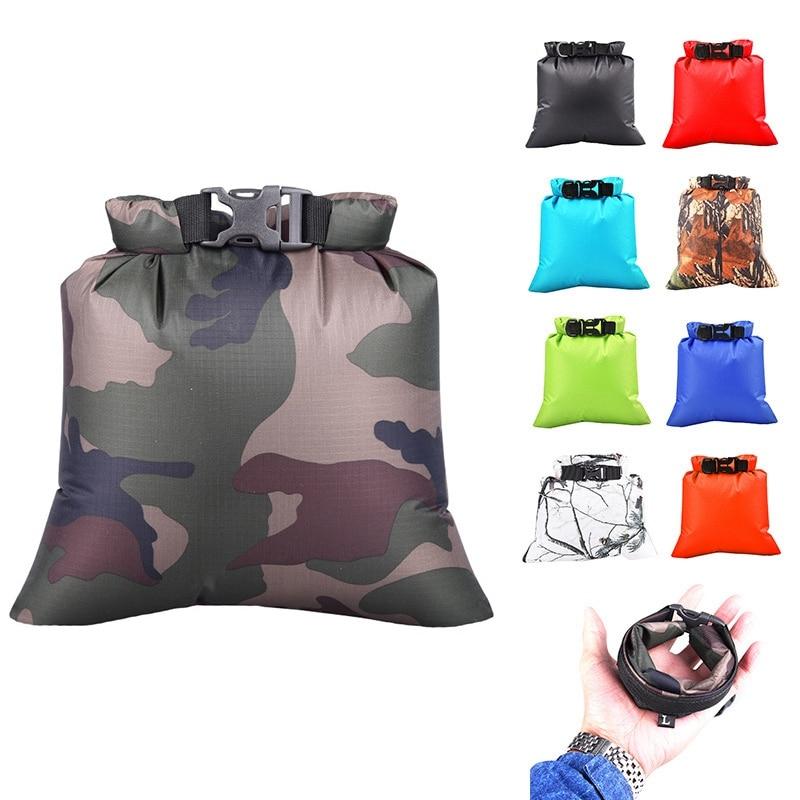 3L Outdoor Waterproof Bag Dry Bag Pool Bag Sack Backpack Rafting Floating Dry Gear Bags For Boating