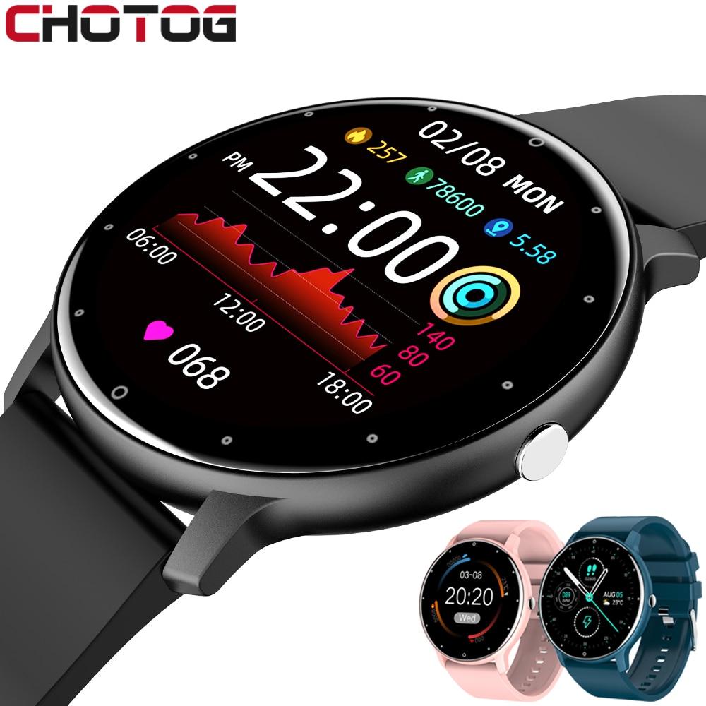 Customize Wallpaper Smart Watch Message Reminder Sport Smartwatch Men Women Sleep Heart Rate Monitor
