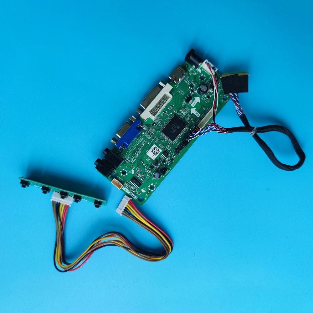 HDMI-متوافق LED VGA وحدة تحكم بشاشة إل سي دي طقم لوحة ل N156BGE-L11/L21/L41/L51/L52 1366X768 مراقب 15.6
