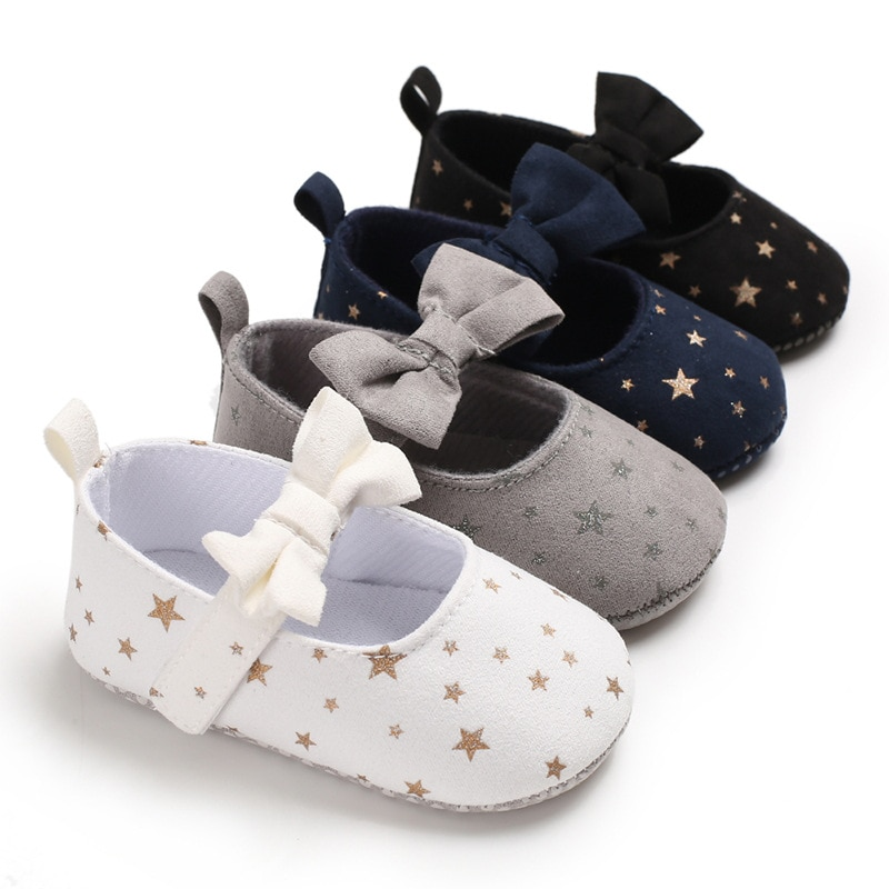 Hot Sale 1pair First Walkers princess Baby Girl Shoes, Fashion toddler/Infant/Newborn shoes