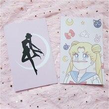 Sailor Moon Tsukino Usagi Notebook Notebook Hand Book Journal Cosplay Anime Adult Book Student Lovers Christmas Gift