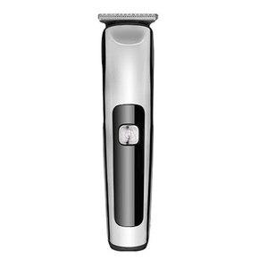 Cordless Electric Hair Trimmer USB Rechargeable Hair Clipper Haircut Machine Beard Trimmer Hair Cutter Oil Head