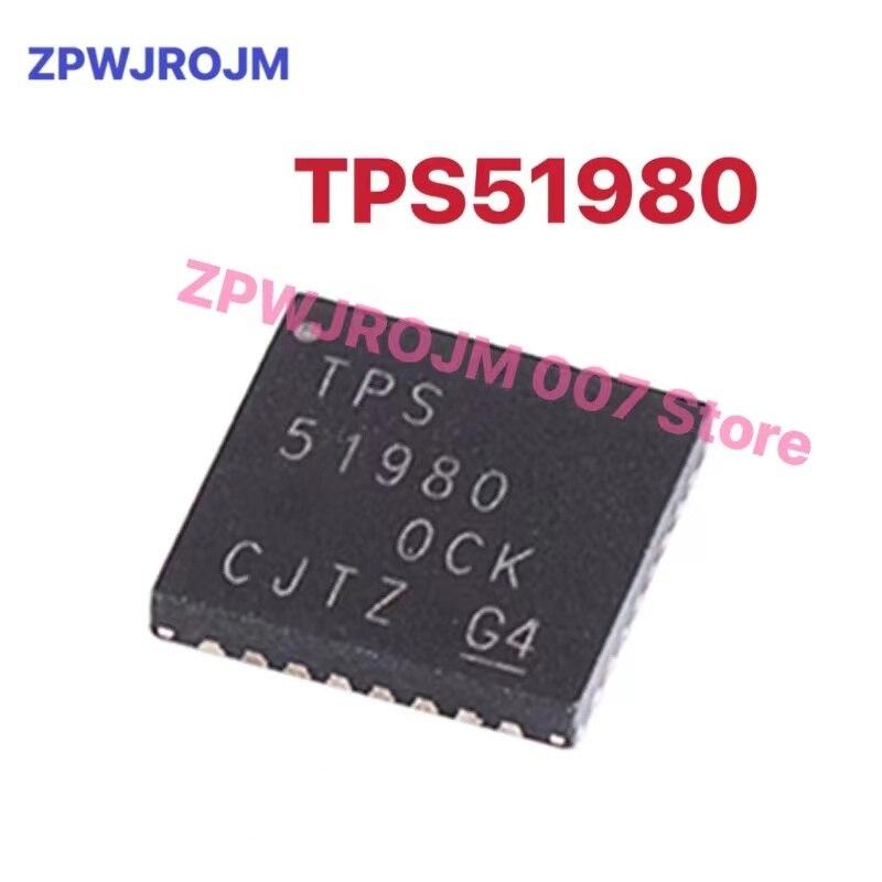5pcs-tps51980-51980-qfn-32