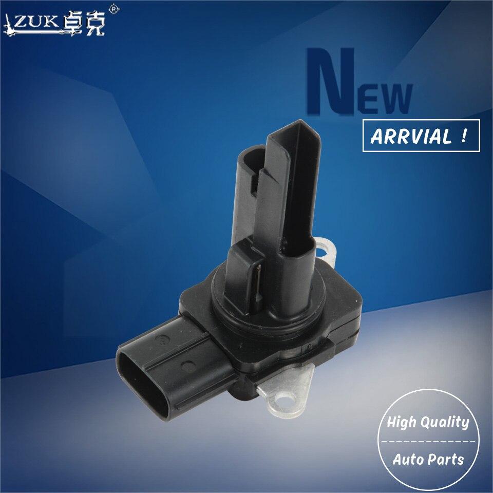 ZUK MAF Массовый датчик расхода воздуха 22204-28010 2220428010 для Toyota COROLLA PRIUS CAMRY LAND CRUISER PRADO для Scion для LEXUS
