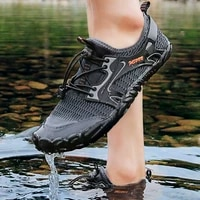 unisex outdoor multifunctional sports shoes fashion thick soled river wading shoes swimming shoes hiking shoes fitness shoes 46