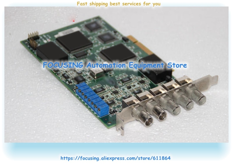 PCI-9810 REV: C1 بيانات بطاقة اكتساب