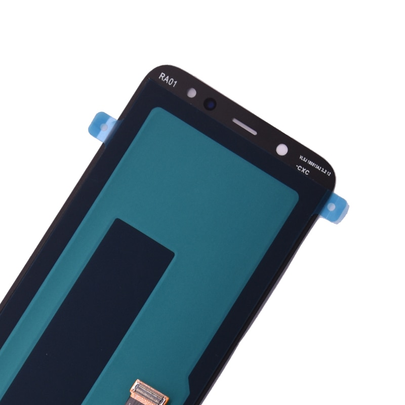 Original Super AMOLED For SAMSUNG Galaxy A6 2018 A600 A600F A600FN LCD Display with Touch Screen Digitizer Assembly enlarge