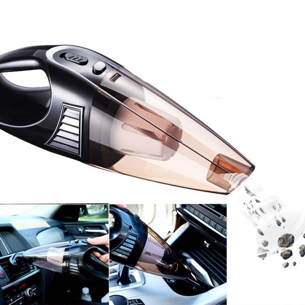 Car Vacuum Cleaner Cleaning Dust Handheld High Power Home 12V Lightweight enlarge