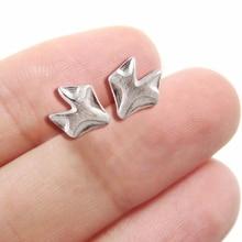 Korean Trend Hot Sale Punk Animal Earrings Fashion Women Girls Minimalist Fox Mini Earrings Jewelry