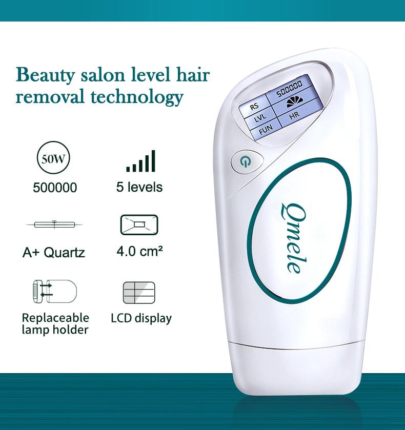 IPL Laser Epilator For Women 1000000 Flashes Permanent Portable Hair Removal Device LCD Display Depilador Bikini Photoepilator enlarge