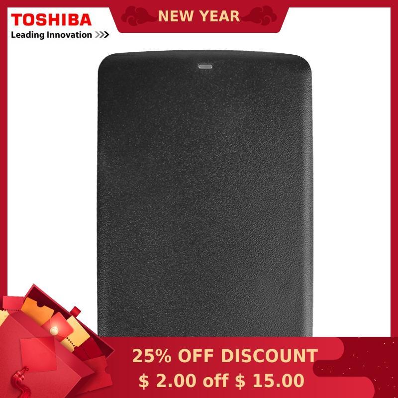 Внешний жесткий диск Toshiba Canvio Basics READY, 3 ТБ диск HDD 2,5