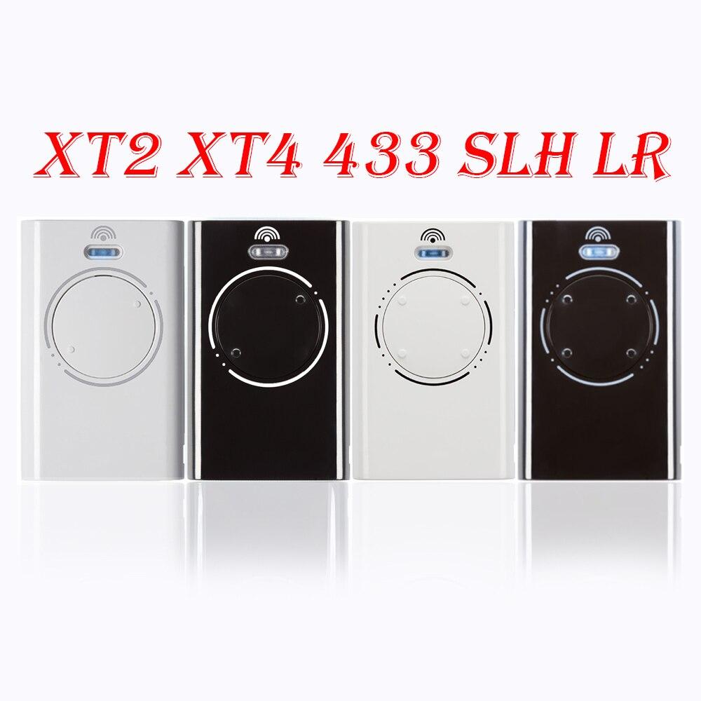Пульт дистанционного управления FAAC XT2 XT4 433 SLH LR 787007 787008, МГц
